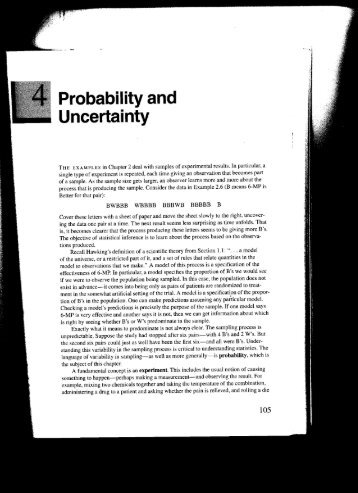 Probability and