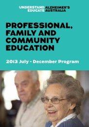 Course Booklet (PDF, 819 kB) - Alzheimer's Australia