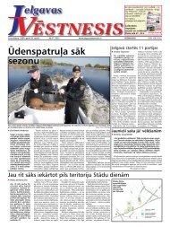 2009. gada 30.aprīlis. Nr.17(101) - Jelgavas Vēstnesis