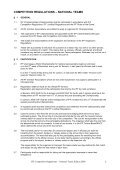 COMPETITION REGULATIONS NATIONAL TEAMS - IFF - Page 2