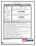 Cover - Product Matrix Guide - U.S. Bank - Page 7