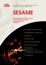 PDF file - SESAME