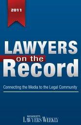 family law - Massachusetts Lawyers Weekly
