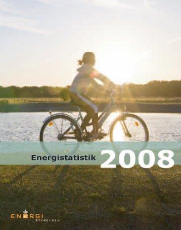 Energistatistik 2008 - TwinHeat