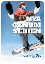 Nya Genum-serien (PDF) - Mediroyal