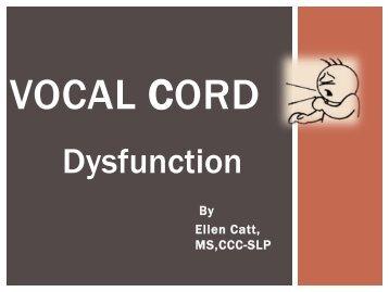 Dysfunction - CoxHealth