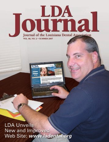 LDA - Louisiana Dental Association