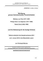 2. Januar 2014 - Christoph Blocher