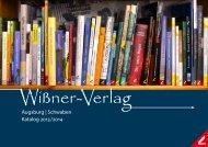 Katalog 2013 - Wißner-Verlag