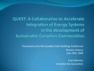 QUEST A Collaborative to Accelerate Integration of Energy Systems ...