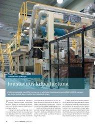 Joustavuus kilpailuetuna - Siemens