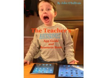 Teachers Awesome Apps 10 master copy