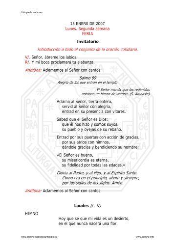 mamotreto del camino neocatecumenal pdf