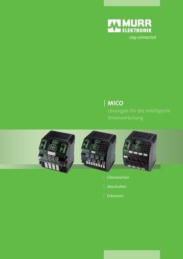 MICO-Familie 03-11_DE_V2.indd - f.metal-supply.dk
