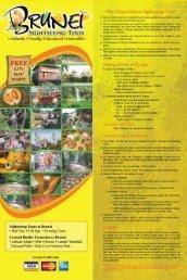 Vt-Tlty Choose Brunei Sightseeihg T . - Megaborneo Tour Planner