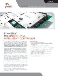 M2150 Controller Datasheet - AMAG