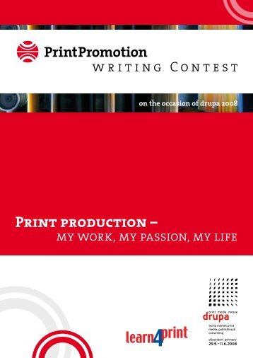 Print production – - PrintPromotion