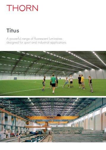 Titus - THORN Lighting