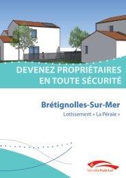 DEVENEZ PROPRIÉTAIRES EN TOUTE SÉCURITÉ - Vendée Habitat