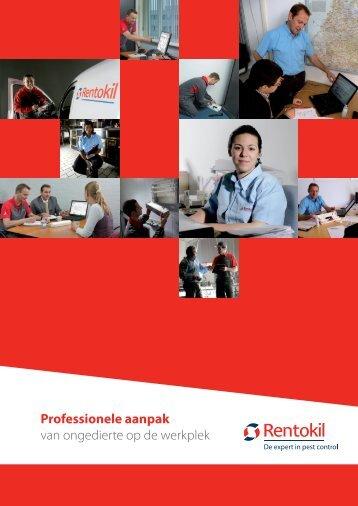 Download Ongedierte op de werkplek Brochure PDF - Rentokil