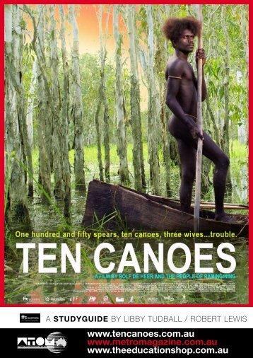 Ten canoes - Saint Ignatius' Moodle