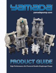 2010 Yamada Product Guide - Consolidated Pumps