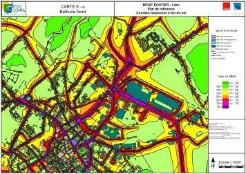 Carte du bruit 1.pdf - Agglomération de Béthune-Bruay