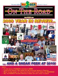 2009 YEAR IN REVIEW... - njgca