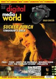 SUCKER PUNCH - Digital Media World