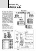 SMC Pneumatics CC Series Air-Hydro Unit - Steven Engineering - Page 6