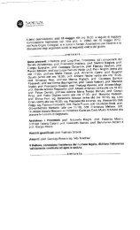 Accordo Quadro tra Sapienza e il Provveditorato interregionale