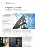 BOUWEN MET BAKSTEEN - Belgische Baksteenfederatie - Page 4