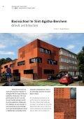 BOUWEN MET BAKSTEEN - Belgische Baksteenfederatie - Page 6