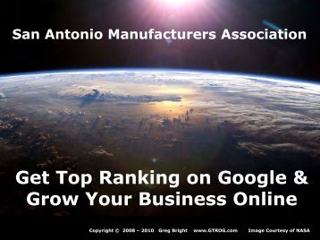 get top ranking on google & other search engines - SEO - Search ...