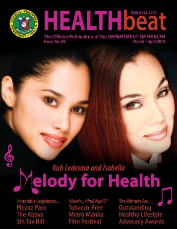 Issue No. 69 - March - April 2012 - DOH
