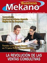 La RevoLución de Las ventas consuLtivas - Mekano
