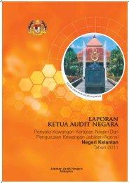 Negeri Kelantan - Jabatan Audit Negara