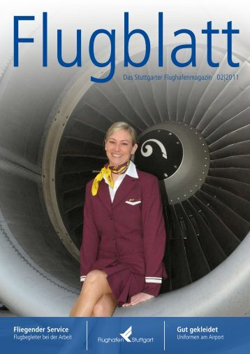Ausgabe 2/11 - Flughafen Stuttgart