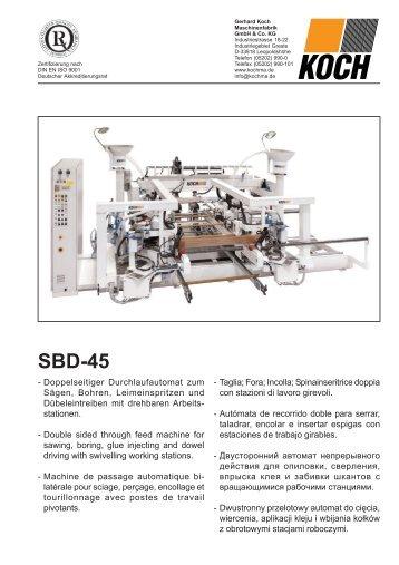 SBD-45 D-GB-F-I-E-RUS-PL.pmd - Interhoma