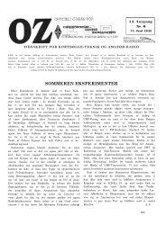 SOMMEREN EKSPERIMENTER - Søg i OZ