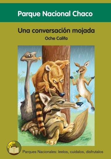 Una conversación mojada - Plan Nacional de Lectura