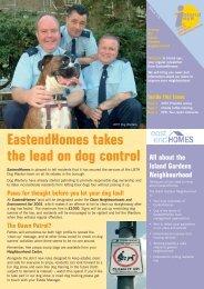 Neighbourhood Centre - EastendHomes
