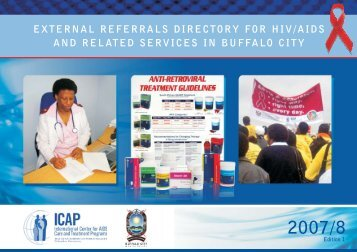 ICAP Directory.cdr - Buffalo City