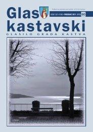 glas kastavski 60 / prosinac 2011 - Grad Kastav