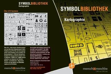 SYMBOLBIBLIOTHEK Kartographie