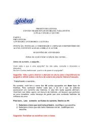 Contos Tradicionais do Brasil para Jovens - Global Editora