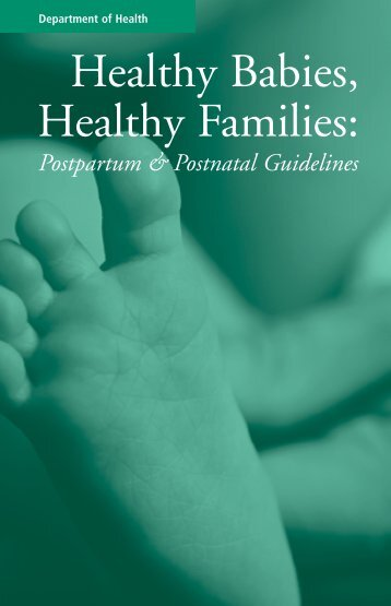 Booklet - Reproductive Care Program of Nova Scotia