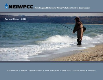 Annual Report 2012 - NEIWPCC