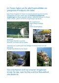 Traumhafte Ferien im sonnigen Tessin - Pfarrei-ruswil.ch - Page 6