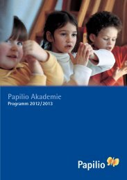 Seminarprogramm 2012/2013 - Papilio